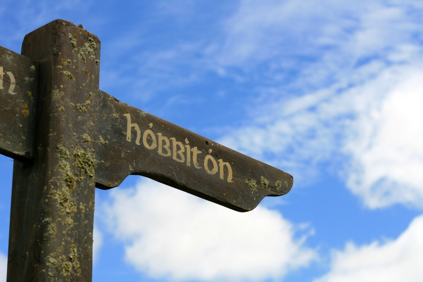 Hobbiton-sign-New-Zealand