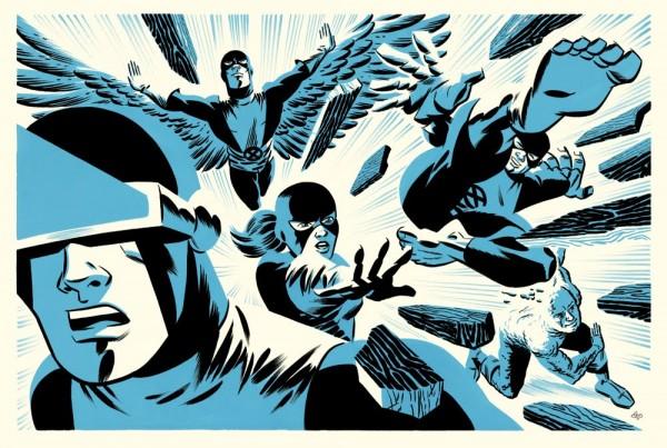 Michael-Cho-Retro-Illustrations-8-600x403